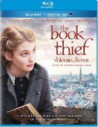 A könyvtolvaj Blu-ray