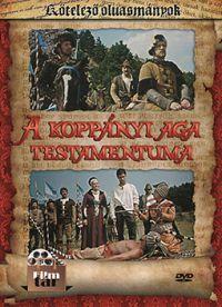 A koppányi aga testamentuma DVD
