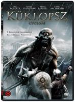 A küklopsz szövetsége DVD