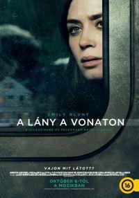 A lány a vonaton DVD
