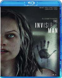 A láthatatlan ember Blu-ray