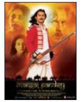 A lázadás - Mangal Pandey balladája DVD