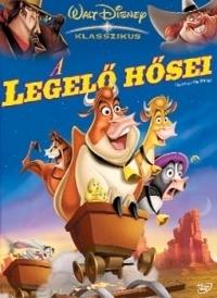 A legelő hősei DVD