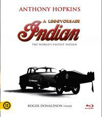 A leggyorsabb Indian Blu-ray