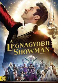 A legnagyobb showman DVD