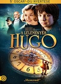 A leleményes Hugo DVD