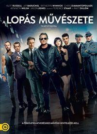 A lopás művészete DVD