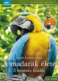 A madarak élete 1-2. (2 DVD) DVD