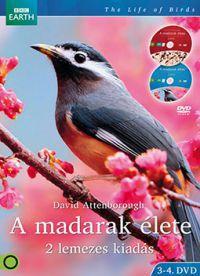 A madarak élete 3-4. (2 DVD) DVD
