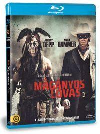 A magányos lovas Blu-ray