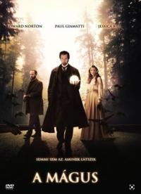 A mágus DVD