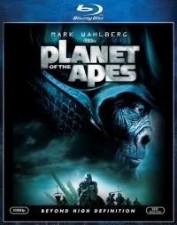 A majmok bolygója (2001) Blu-ray