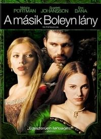 A másik Boleyn lány DVD