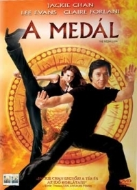 A medál DVD