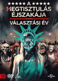 A megtisztulás éjszakája: Választási év DVD