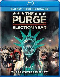 A megtisztulás éjszakája: Választási év Blu-ray