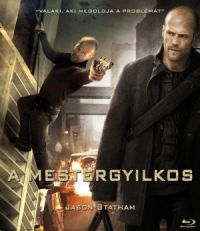 A mestergyilkos  *2011* Blu-ray