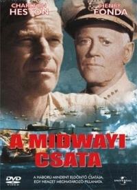 A midwayi csata DVD
