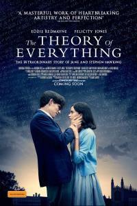 A mindenség elmélete DVD