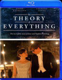 A mindenség elmélete Blu-ray