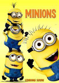 A minyonok DVD