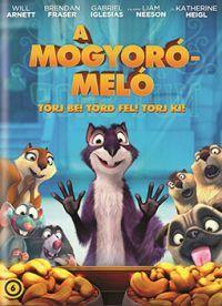 A mogyoró-meló DVD