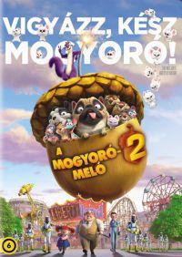 A mogyoró-meló 2. DVD