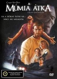 A múmia átka DVD