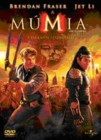 A múmia és a sárkánycsászár sírja DVD