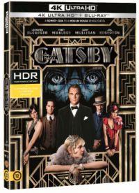 A nagy Gatsby (UHD + BD) Blu-ray