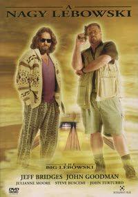 A nagy Lebowski DVD