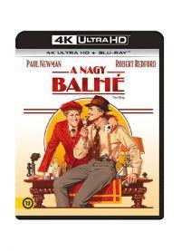 A nagy balhé (4K UHD + Blu-ray) Blu-ray