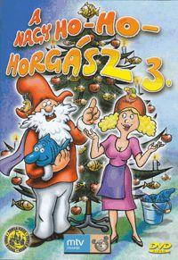 A nagy ho-ho-horgász 3. DVD