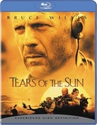 A nap könnyei Blu-ray