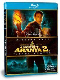 A nemzet aranya 2. - Titkok könyve Blu-ray