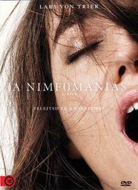 A nimfomániás, 1. rész DVD