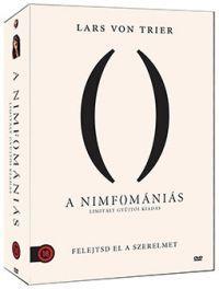 A nimfomániás, 2. rész DVD