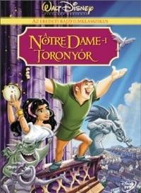 A notre-dame-i toronyőr DVD