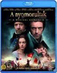 A nyomorultak (2012) Blu-ray
