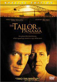A panamai szabó DVD