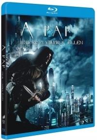 A pap - Háború a vámpírok ellen Blu-ray