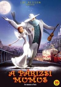 A párizsi mumus DVD