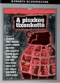 A piszkos tizenkettő DVD