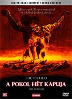 A pokol hét kapuja DVD