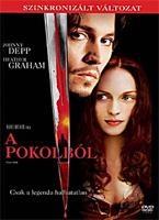A pokolból DVD