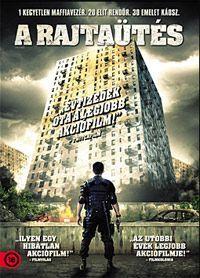 A rajtaütés DVD