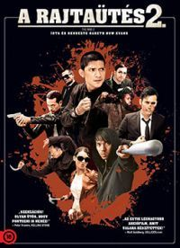 A rajtaütés 2. DVD