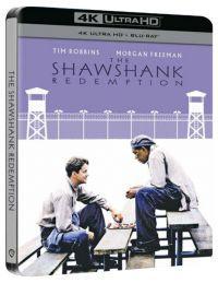 A remény rabjai (4K UHD+Blu-ray) - limitált, fémdobozos változat (steelbook) Blu-ray