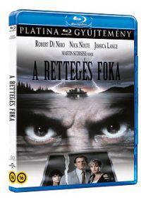 A rettegés foka Blu-ray