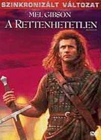 A rettenthetetlen  (szinkronizált változat) DVD